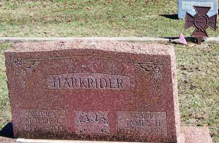 HARKRIDER (VETERAN CSA), JAMES H - Faulkner County, Arkansas | JAMES H HARKRIDER (VETERAN CSA) - Arkansas Gravestone Photos