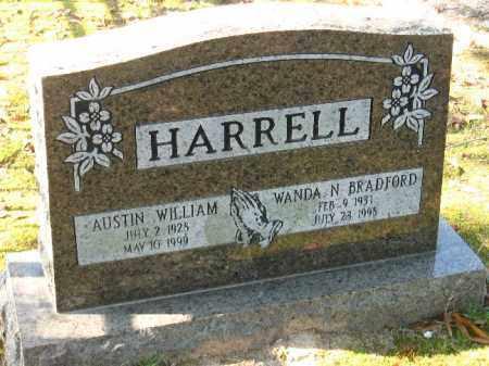 HARRELL, WANDA N. - Faulkner County, Arkansas | WANDA N. HARRELL - Arkansas Gravestone Photos