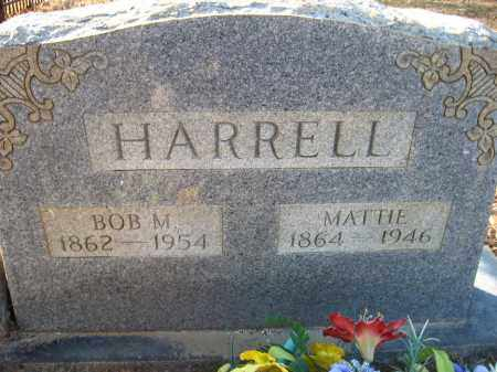 HARRELL, BOB M. - Faulkner County, Arkansas | BOB M. HARRELL - Arkansas Gravestone Photos