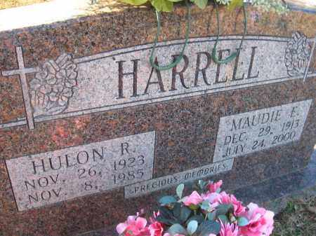 HARRELL, MAUDIE E. - Faulkner County, Arkansas | MAUDIE E. HARRELL - Arkansas Gravestone Photos
