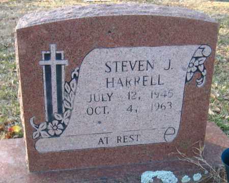 HARRELL, STEVEN J. - Faulkner County, Arkansas   STEVEN J. HARRELL - Arkansas Gravestone Photos