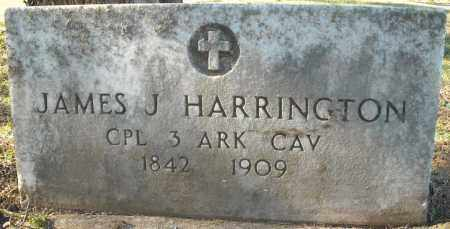 HARRINGTON  (VETERAN UNION), JAMES J - Faulkner County, Arkansas | JAMES J HARRINGTON  (VETERAN UNION) - Arkansas Gravestone Photos
