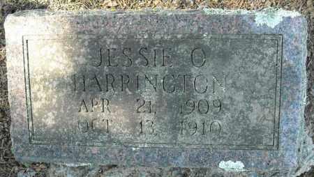 HARRINGTON, JESSIE O. - Faulkner County, Arkansas | JESSIE O. HARRINGTON - Arkansas Gravestone Photos