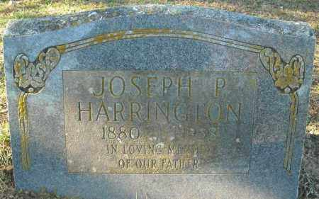 HARRINGTON, JOSEPH P. - Faulkner County, Arkansas | JOSEPH P. HARRINGTON - Arkansas Gravestone Photos