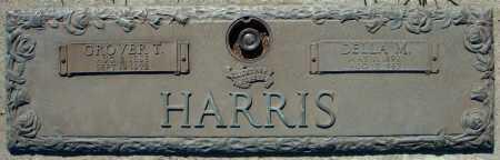 HARRIS, GROVER T. - Faulkner County, Arkansas | GROVER T. HARRIS - Arkansas Gravestone Photos