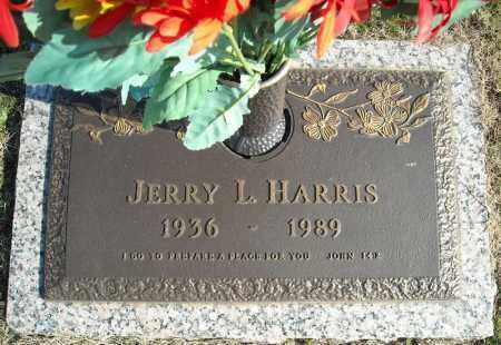 HARRIS, JERRY L. - Faulkner County, Arkansas | JERRY L. HARRIS - Arkansas Gravestone Photos