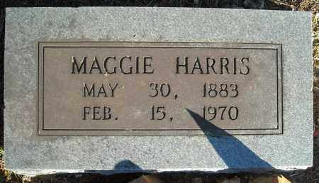 HARRIS, MAGGIE - Faulkner County, Arkansas | MAGGIE HARRIS - Arkansas Gravestone Photos