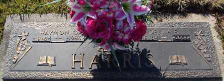 HARRIS, WAYMON O. - Faulkner County, Arkansas | WAYMON O. HARRIS - Arkansas Gravestone Photos