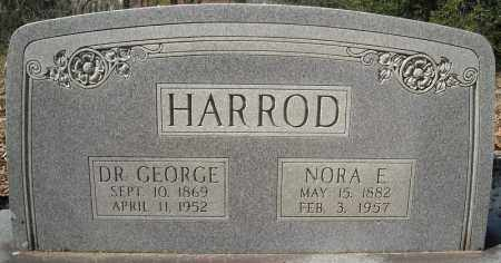 HARROD, NORA E. - Faulkner County, Arkansas | NORA E. HARROD - Arkansas Gravestone Photos