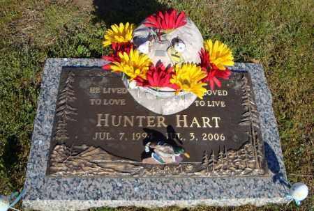 HART, HUNTER - Faulkner County, Arkansas | HUNTER HART - Arkansas Gravestone Photos