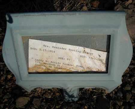 HARVEY, KANZANDER - Faulkner County, Arkansas | KANZANDER HARVEY - Arkansas Gravestone Photos