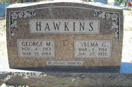 HAWKINS, VELMA G. - Faulkner County, Arkansas   VELMA G. HAWKINS - Arkansas Gravestone Photos