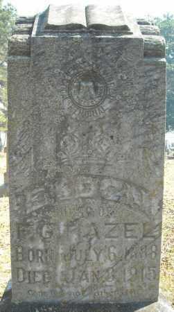 HAZEL, ELDON - Faulkner County, Arkansas | ELDON HAZEL - Arkansas Gravestone Photos