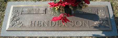HENDERSON, FLOSSIE M. - Faulkner County, Arkansas | FLOSSIE M. HENDERSON - Arkansas Gravestone Photos