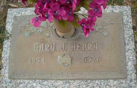 HENRY, GARY J. - Faulkner County, Arkansas   GARY J. HENRY - Arkansas Gravestone Photos