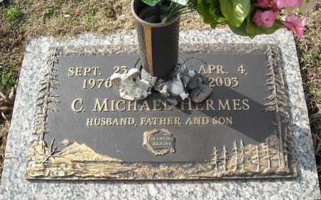 HERMES, C. MICHAEL - Faulkner County, Arkansas | C. MICHAEL HERMES - Arkansas Gravestone Photos