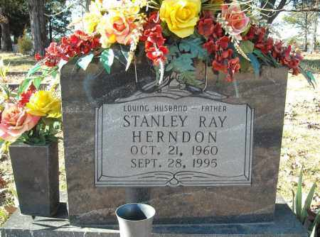 HERNDON, STANLEY RAY - Faulkner County, Arkansas | STANLEY RAY HERNDON - Arkansas Gravestone Photos