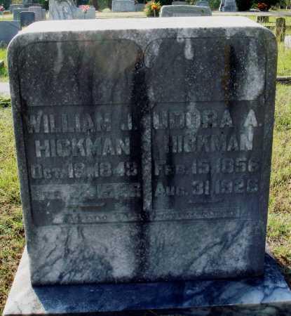 HICKMAN, UDORA A. - Faulkner County, Arkansas | UDORA A. HICKMAN - Arkansas Gravestone Photos