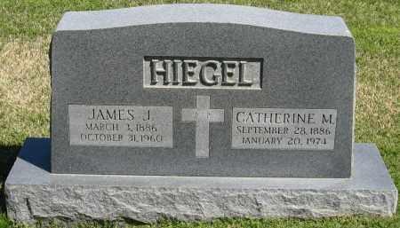 HIEGEL, CATHERINE M. - Faulkner County, Arkansas | CATHERINE M. HIEGEL - Arkansas Gravestone Photos