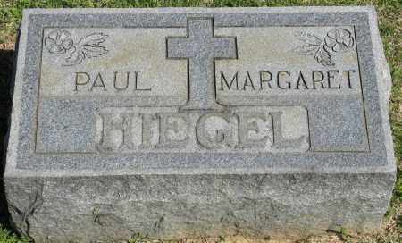 HIEGEL, MARGARET - Faulkner County, Arkansas | MARGARET HIEGEL - Arkansas Gravestone Photos