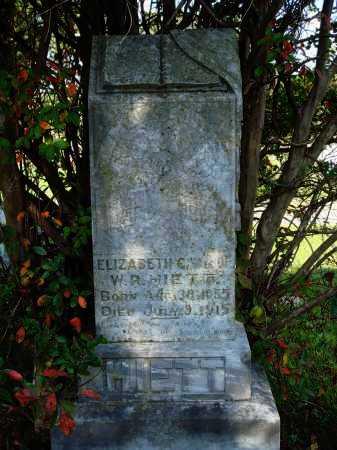 HIETT, ELIZABETH C. - Faulkner County, Arkansas | ELIZABETH C. HIETT - Arkansas Gravestone Photos