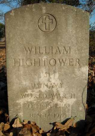 HIGHTOWER (VETERAN WWII), WILLIAM - Faulkner County, Arkansas   WILLIAM HIGHTOWER (VETERAN WWII) - Arkansas Gravestone Photos