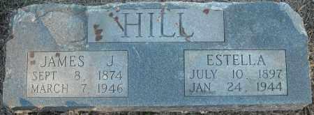 HILL, ESTELLA - Faulkner County, Arkansas | ESTELLA HILL - Arkansas Gravestone Photos