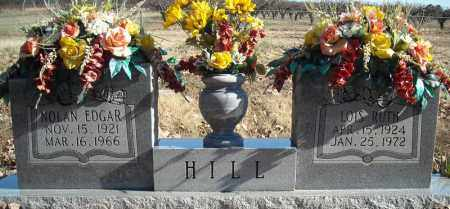HILL, LOIS RUTH - Faulkner County, Arkansas | LOIS RUTH HILL - Arkansas Gravestone Photos