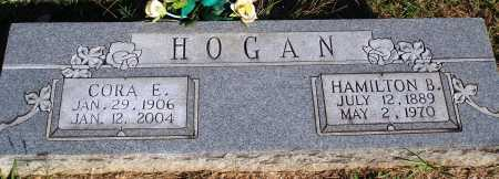 HOGAN, HAMILTON B. - Faulkner County, Arkansas | HAMILTON B. HOGAN - Arkansas Gravestone Photos