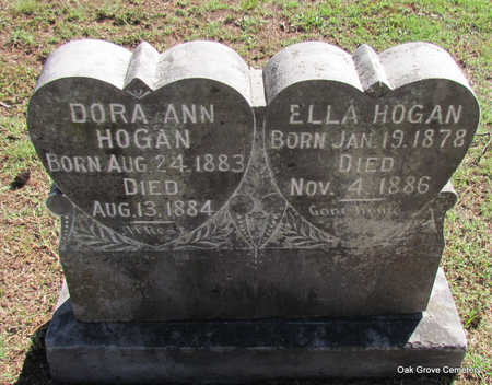 HOGAN, ELLA - Faulkner County, Arkansas | ELLA HOGAN - Arkansas Gravestone Photos