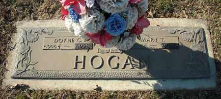 HOGAN, DOYNE C. - Faulkner County, Arkansas | DOYNE C. HOGAN - Arkansas Gravestone Photos