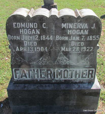 HOGAN, MINERVA J. - Faulkner County, Arkansas | MINERVA J. HOGAN - Arkansas Gravestone Photos