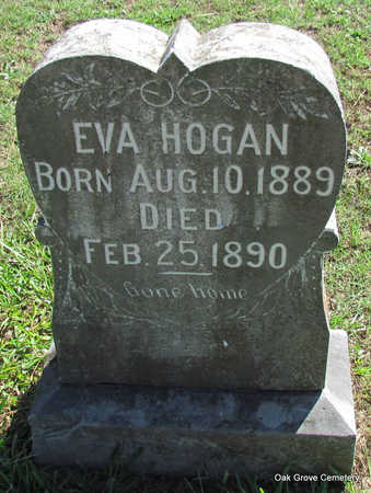 HOGAN, EVA - Faulkner County, Arkansas | EVA HOGAN - Arkansas Gravestone Photos