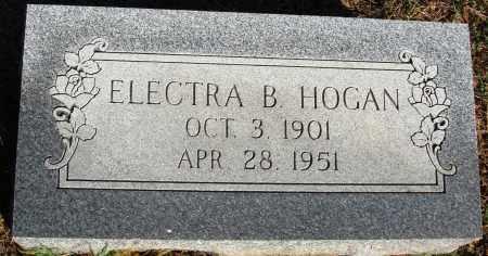 HOGAN, ELECTRA B. - Faulkner County, Arkansas | ELECTRA B. HOGAN - Arkansas Gravestone Photos