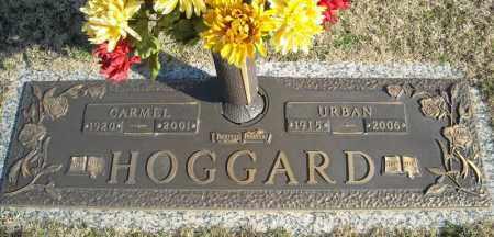 HOGGARD, CARMEL - Faulkner County, Arkansas | CARMEL HOGGARD - Arkansas Gravestone Photos