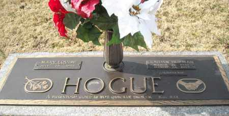 HOGUE, GORDAN HERMAN - Faulkner County, Arkansas | GORDAN HERMAN HOGUE - Arkansas Gravestone Photos