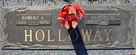 HOLLOWAY, ROBERT L. - Faulkner County, Arkansas   ROBERT L. HOLLOWAY - Arkansas Gravestone Photos