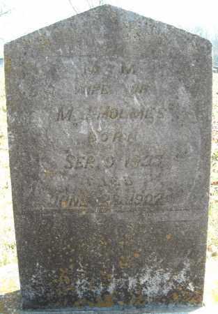 HOLMES, M.M. - Faulkner County, Arkansas | M.M. HOLMES - Arkansas Gravestone Photos