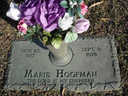 HOOFMAN, MARIE - Faulkner County, Arkansas | MARIE HOOFMAN - Arkansas Gravestone Photos