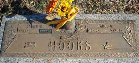 HOOKS, ALTHA F. - Faulkner County, Arkansas | ALTHA F. HOOKS - Arkansas Gravestone Photos