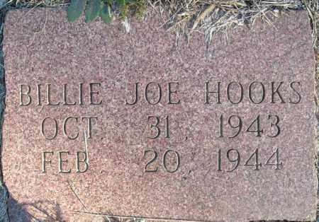HOOKS, BILLIE JOE - Faulkner County, Arkansas | BILLIE JOE HOOKS - Arkansas Gravestone Photos