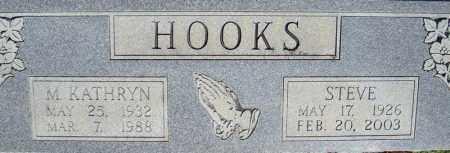 HOOKS, STEVE - Faulkner County, Arkansas | STEVE HOOKS - Arkansas Gravestone Photos