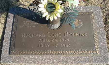 HOPKINS, RICHARD LONG - Faulkner County, Arkansas | RICHARD LONG HOPKINS - Arkansas Gravestone Photos
