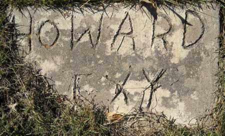 HOWARD, LEXY - Faulkner County, Arkansas   LEXY HOWARD - Arkansas Gravestone Photos