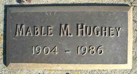HUGHEY, MABLE M. - Faulkner County, Arkansas | MABLE M. HUGHEY - Arkansas Gravestone Photos