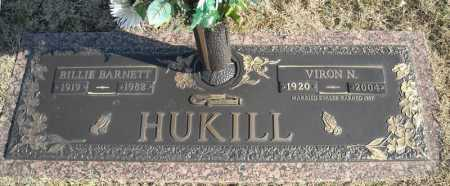 HUKILL, VIRON N. - Faulkner County, Arkansas | VIRON N. HUKILL - Arkansas Gravestone Photos