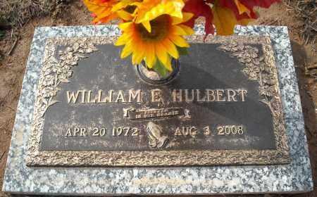 HULBERT, WILLIAM E. - Faulkner County, Arkansas | WILLIAM E. HULBERT - Arkansas Gravestone Photos