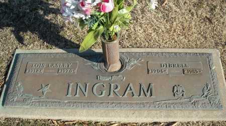 INGRAM, LOIS - Faulkner County, Arkansas | LOIS INGRAM - Arkansas Gravestone Photos