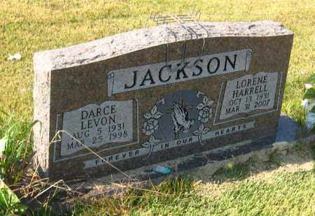 HARRELL JACKSON, LORENE - Faulkner County, Arkansas | LORENE HARRELL JACKSON - Arkansas Gravestone Photos