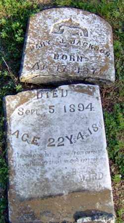 JACKSON, MARY JOSIA - Faulkner County, Arkansas | MARY JOSIA JACKSON - Arkansas Gravestone Photos